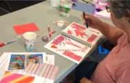 Visual Journaling with Steff